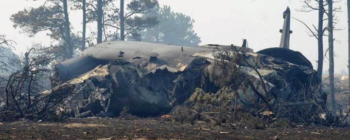 Air Force releases information about the cause of the C-130 MAFFS crash