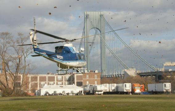USPP helicopter