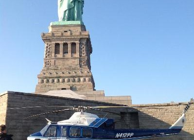 US Park Police helicopter