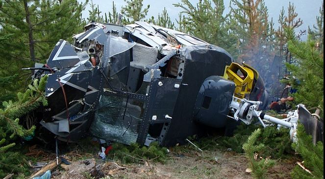 BC helicopter crash