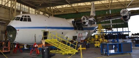 Coulson's C-130Q