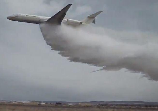 Erickson Aerotanker MD-87
