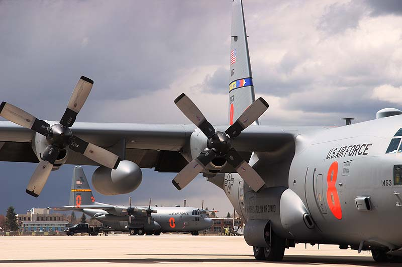 MAFFS training at Cheyenne