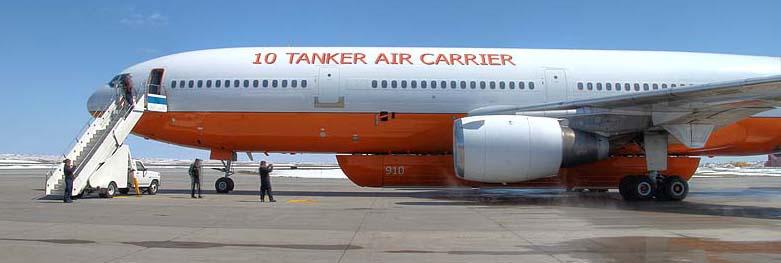 Tanker 910 at Rapid City
