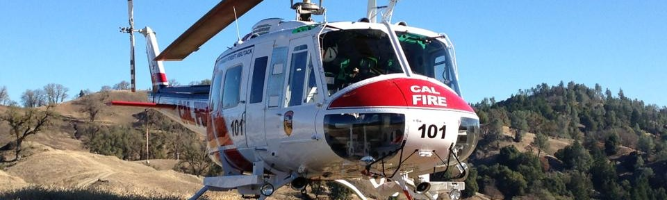 CAL FIRE Helicopter 101