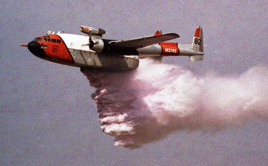 C-119 at Hemet