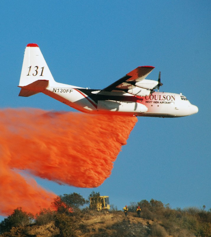 T-131 on the Wheeler Fire, November 14, 2013