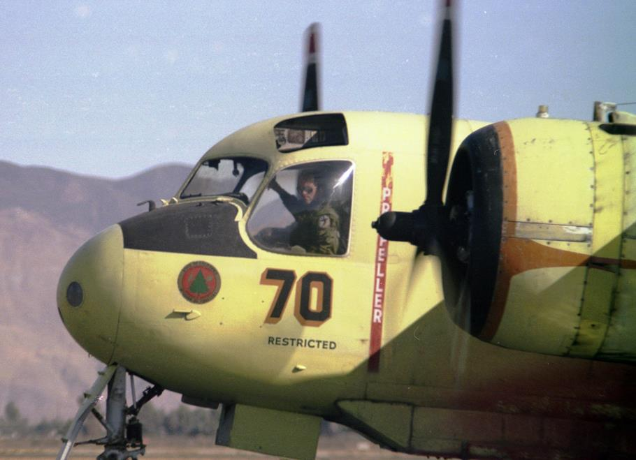 S2, Tanker 70, at Hemet
