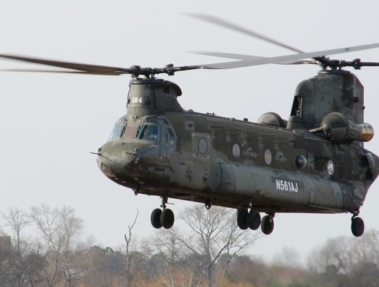 Billings Flying Service Chinook