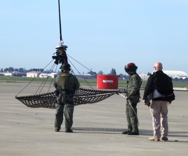 AirTEP Airborne Tactical Extraction Platform