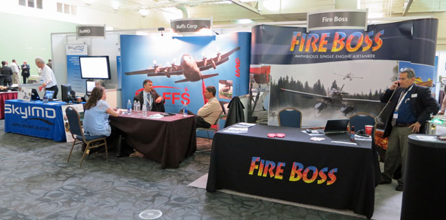 MAFFS Fire Boss