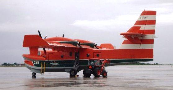 Newfoundland Labrador CL-215