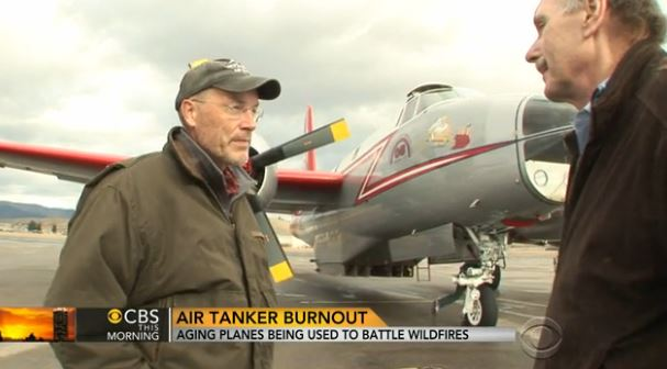 CBS air tanker report