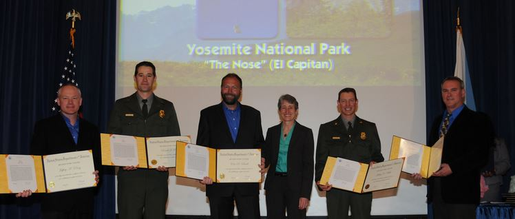 Yosemite awards