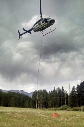 Bell 206L4 N538TD