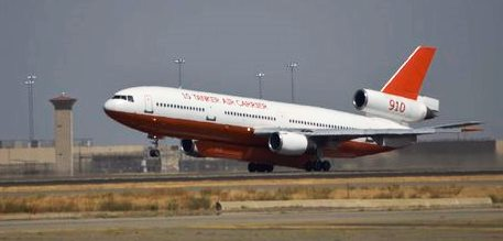 Tanker 910 at Castle Airport