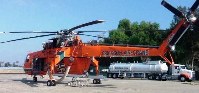 LA Co Erickson Air-Crane