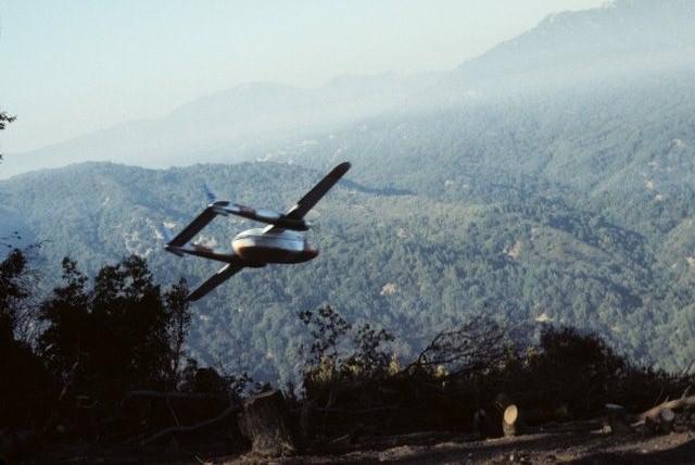 Throwback Thursday: Monsanto ad - Fire Aviation
