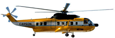 Carson helicopter