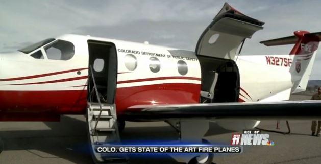 Colorado mulit-mission aircraft