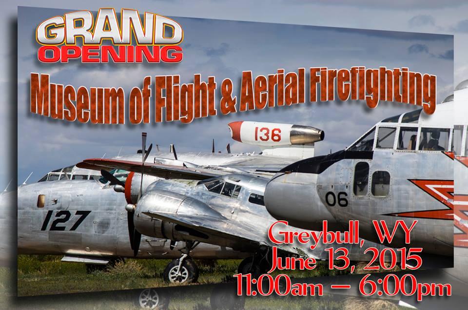 Greybull air tanker museum