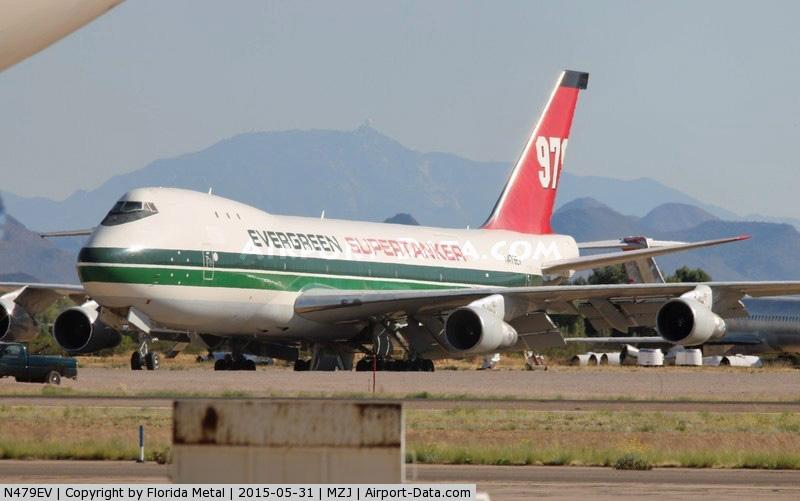 747 Supertanker still stored at Marana but now has engines - Fire Aviation & 747 Supertanker still stored at Marana but now has engines - Fire ...