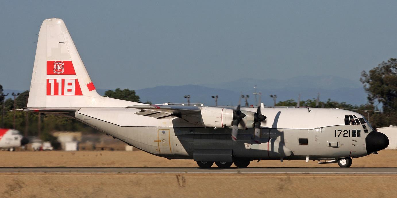 Tanker 118, an HC-130H