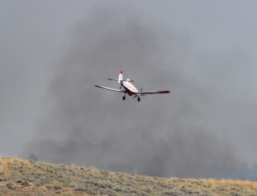 T-455 Bitter Creek Fire