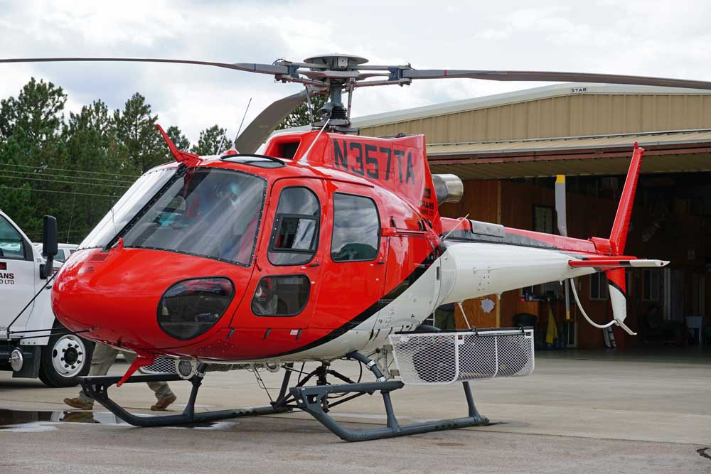 Astar B3 at Custer