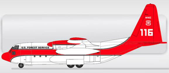 HC-130H paint design