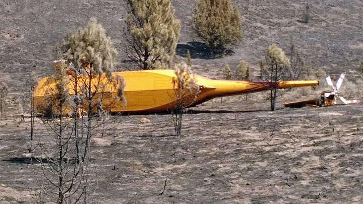 S-61A crash sikorsky helicopter