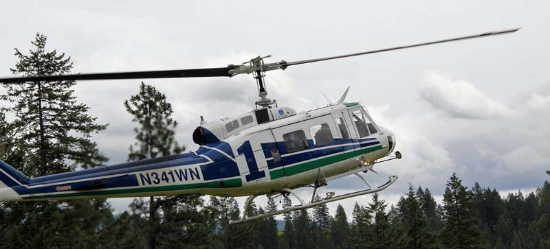 Washington DNR UH-1 Huey