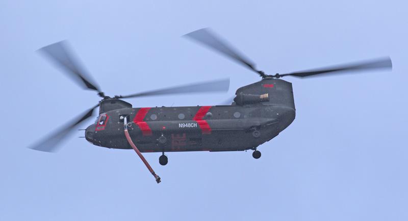 CH-47 Chinook CHI Aviation