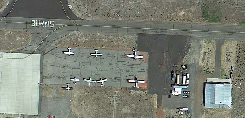 Burns Air Tanker Base