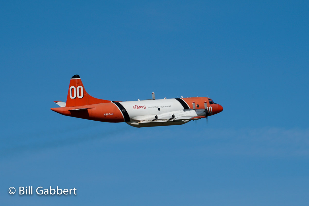 P3 air tanker