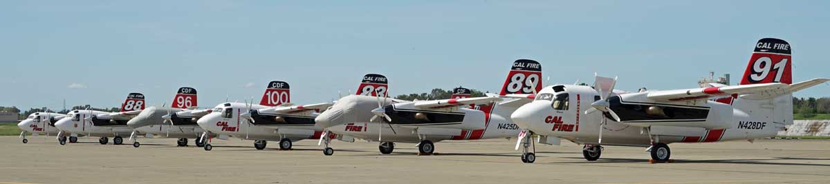 S-2T air tanker