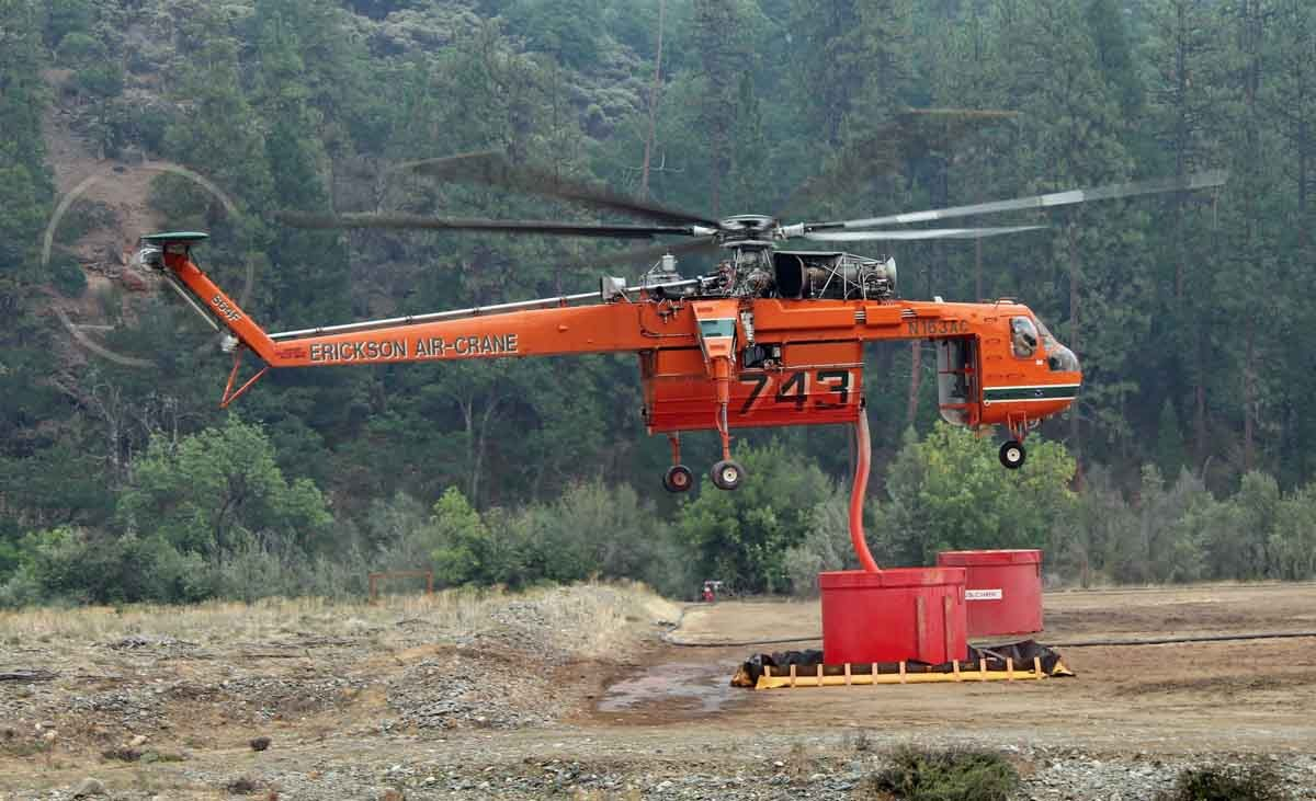 Aircranes continue to stay busy in Australia