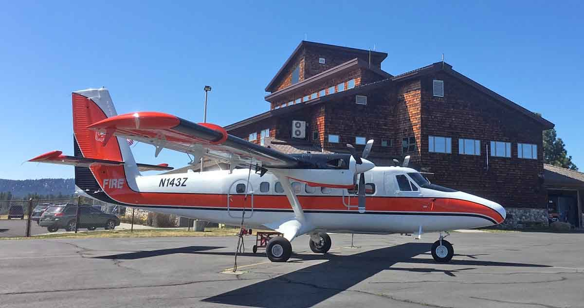 USFS Twin Otters refreshed for 2016