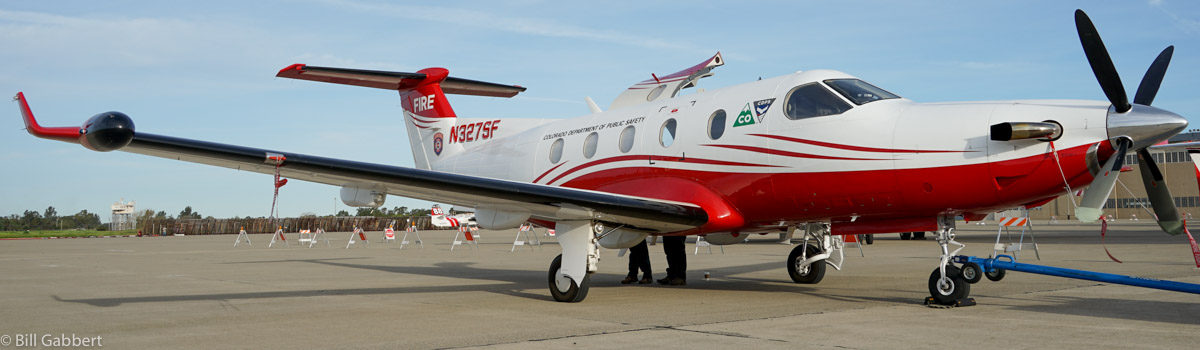 "Pilatus PC-12 ""Multi-mission Aircraft"""