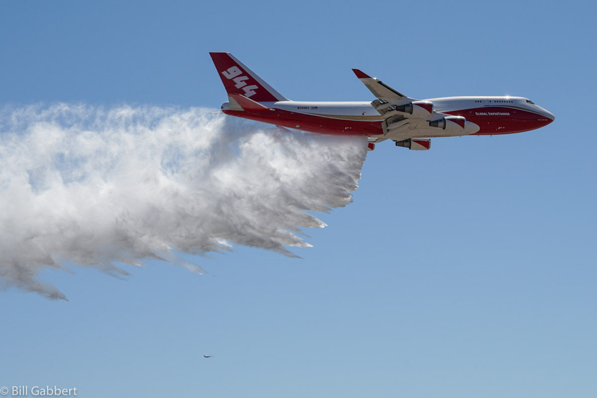 747 makes practice drop at Colorado Springs