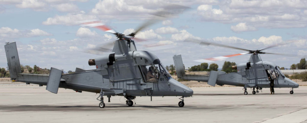 MCAS YUMA WELCOMES K MAX   Fire Aviation