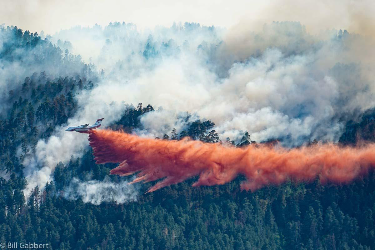 air tanker 161 wildfire rj85
