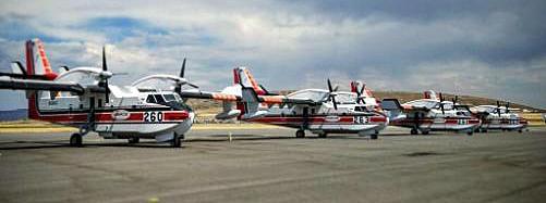 four CL-415 cody wy