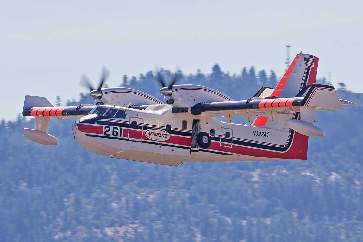 Air tanker 261