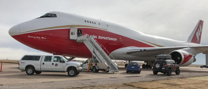 747 supertanker Chile