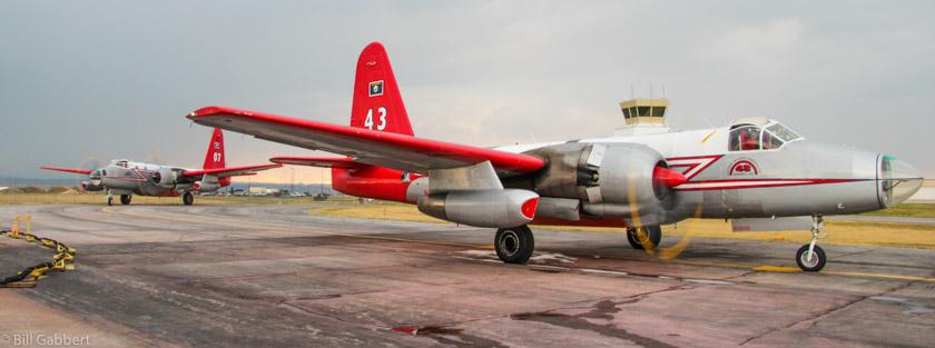 P2V air tankers