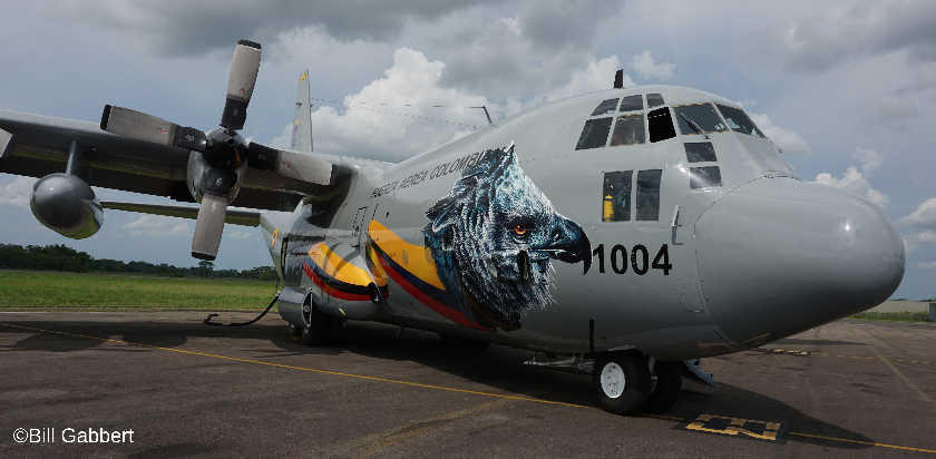 C-130 Colombia