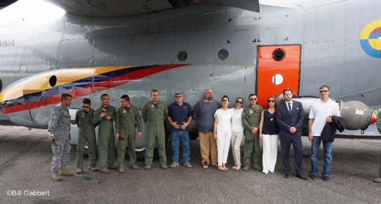 Colombia MAFFS C-130