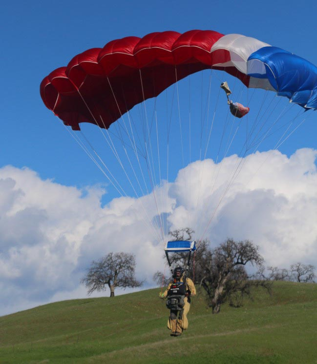 Photos From Smokejumper Training