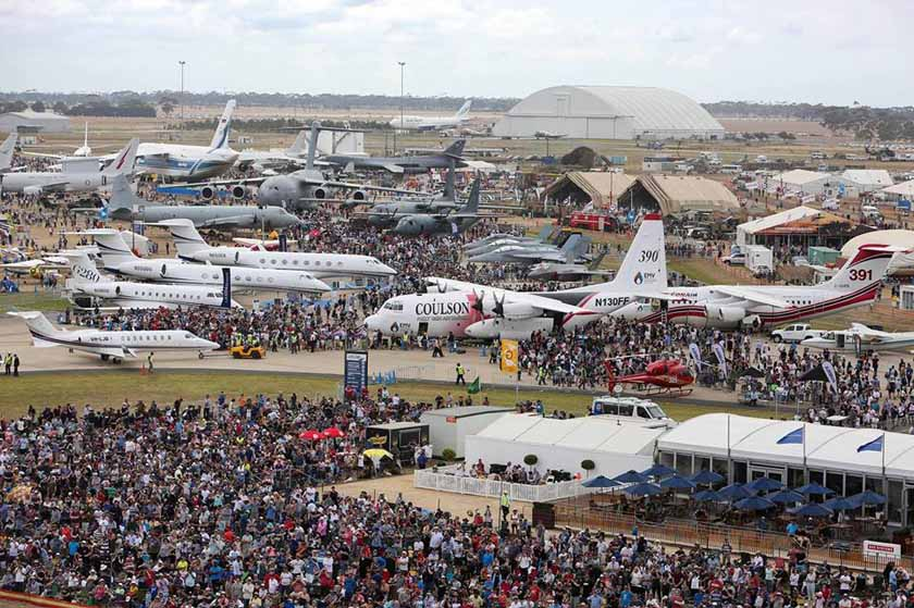 Avalon Air Show